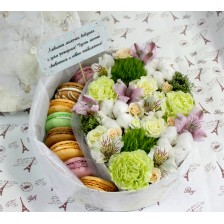 Цветочная коробочка 12