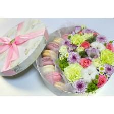 Цветочная коробочка 5