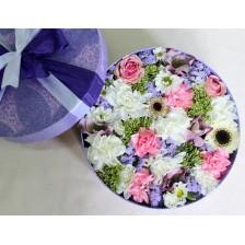 Цветочная коробочка 6