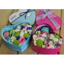 Цветочная коробочка 7