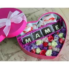 Цветочная коробочка 8