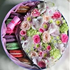 Цветочная коробочка 2